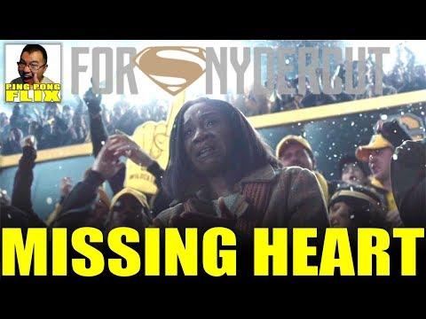 MISSING HEART – Darkseid, Atom, Feizal Update, Victor Stone's Mom, Snyder Cut Campaign Updates!
