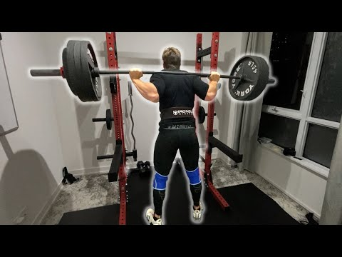 Squat 1RM Attempt & The Problem with Natty Or Not Videos