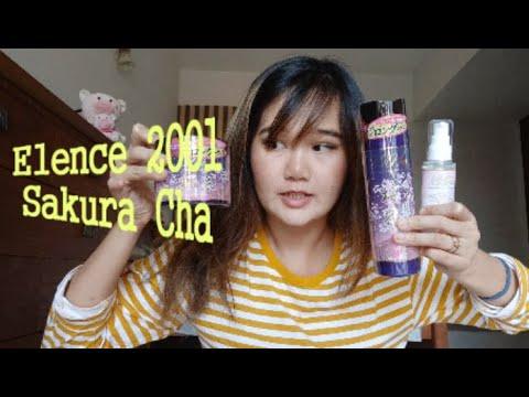 Attempting To Fix My Damaged Hair   Elence 2001 Sakura Cha