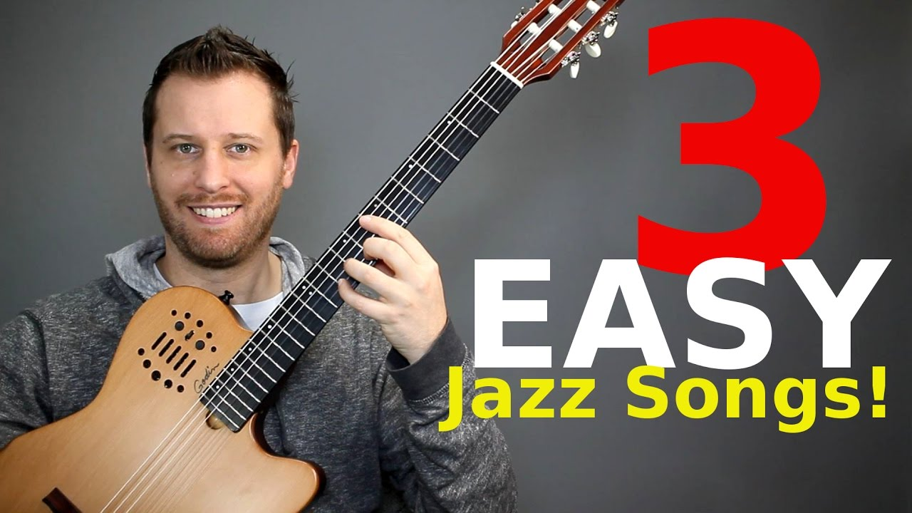 3 Easy Jazz Songs –  For People Who Don't Play Jazz!