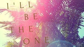 I'll Be The One - Adrian J(Lyric Video)