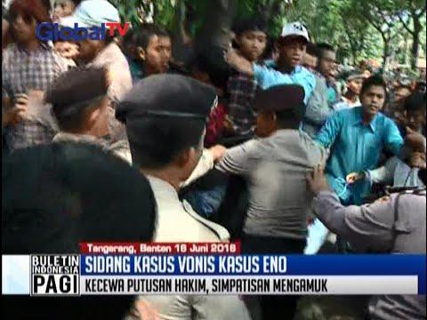 gratis download video - Sidang-vonis-kasus-pembunuhan-keji-Eno-Fariah-di-Tangerang-Banten-diwarnai-kericuhan--BIP-1706