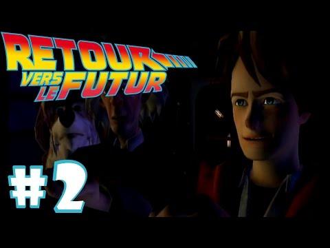Retour vers le Futur : Le Jeu IOS