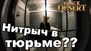 Black Desert (RU) - Тюрьма в BDO и её законы