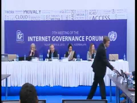 Internet and human rights: shared values for sound policies