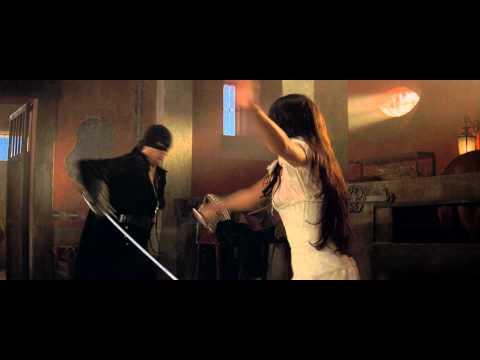 The Mask of Zorro - Antonio Banderas & Catherine Zeta-Jones