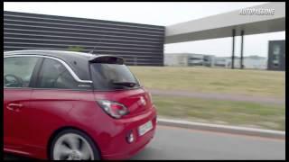 Opel Adam debuteaza in segmentul clasei mici