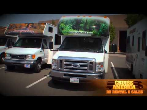 By Renting A Motorhome From Cruise America You Have Your Choice Of Over 130 Rental Locations To Choose Across The United States And Canada