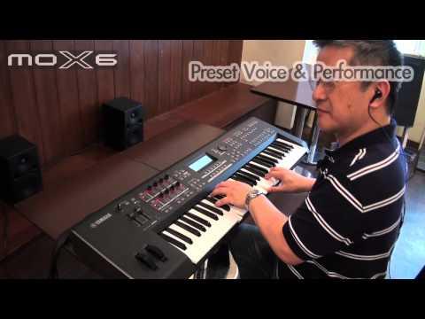 Yamaha Mox Artist