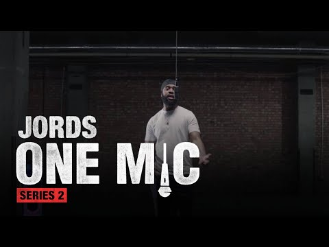 Jords – One Mic Freestyle | GRM Daily