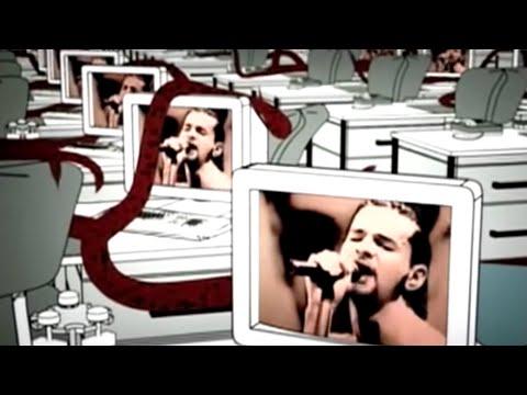 Depeche Mode - Enjoy The Silence [Remix] (Official Video)