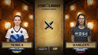 Neirea vs harleen, game 1
