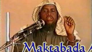 Muxaadaro Axkaamta Soonka  Sh Maxmed Abdi Umal 3