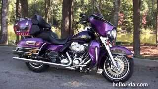 6. Used 2011 Harley Davidson Ultra Classic Electra Glide Motorcycles for sale