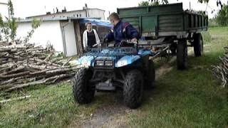 Video Co potrafi mój Quad Yamaha Big Bear 350 MP3, 3GP, MP4, WEBM, AVI, FLV Agustus 2017