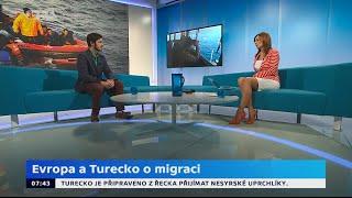 Evropa a Turecko o migraci