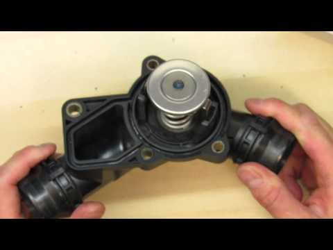 How a Thermostat Works in the E46 - How to Diagnose a Broken Thermostat