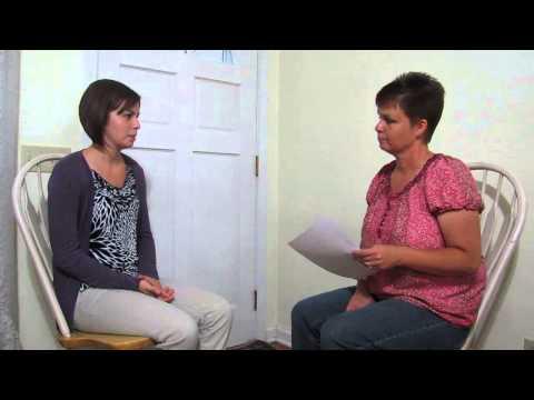 Amanda Wine Job Search Interview