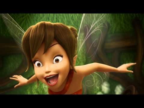 Tinker Bell and the Legend of the Neverbeast (UK Trailer)