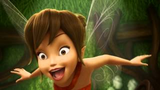 Tinker Bell ve Canavar Efsanesi