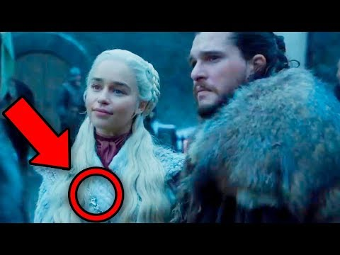 "GAME OF THRONES Season 8 Trailer First Look! (""Winterfell Is Yours"")"