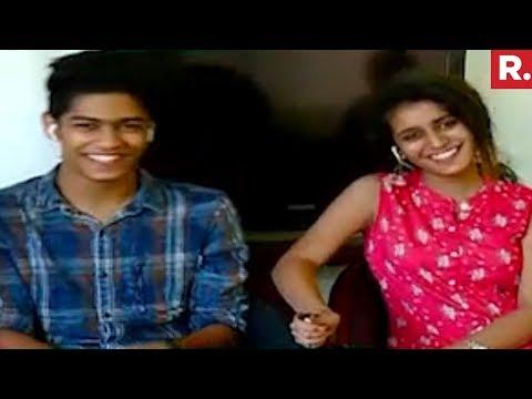 Priya Prakash Varrier & Roshan Rahoof Exclusive Interview