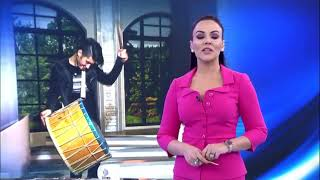 kanal D haber davul şov