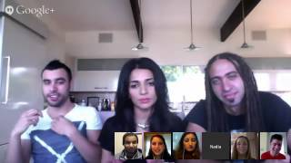 Tune in as Nadia Ali + Sultan & Ned Shepard answer questions from a few of their biggest fans!