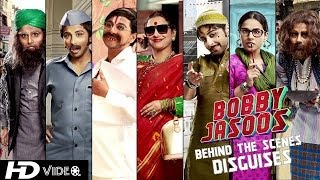 Nonton Behind The Scenes Disguises   Bobby Jasoos   Vidya Balan Film Subtitle Indonesia Streaming Movie Download