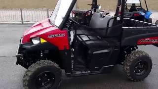 5. UTV REVIEW: 2017 Polaris Ranger 500