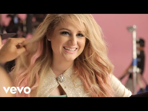 Meghan Trainor – Behind the Scenes of All About That Bass