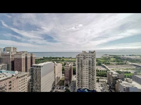 Tour a South Loop 2-bedroom, 2-bath at the new 1001 South State