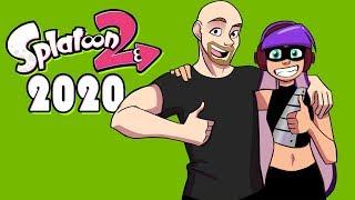 Splatoon 2 Funny Moments 2020! by SkulShurtugalTCG