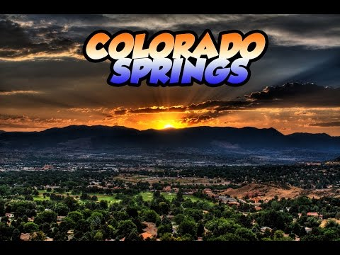 Fun Facts About | COLORADO SPRINGS, U.S.A |
