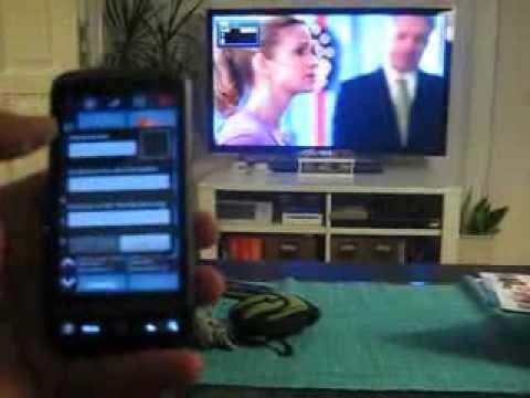 Video of Smart TV Remote