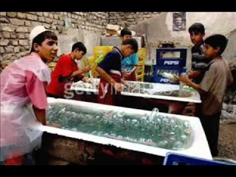 مصنع - مصنع البيبسي في العراق - اتحداك اذا تشرب بعد.
