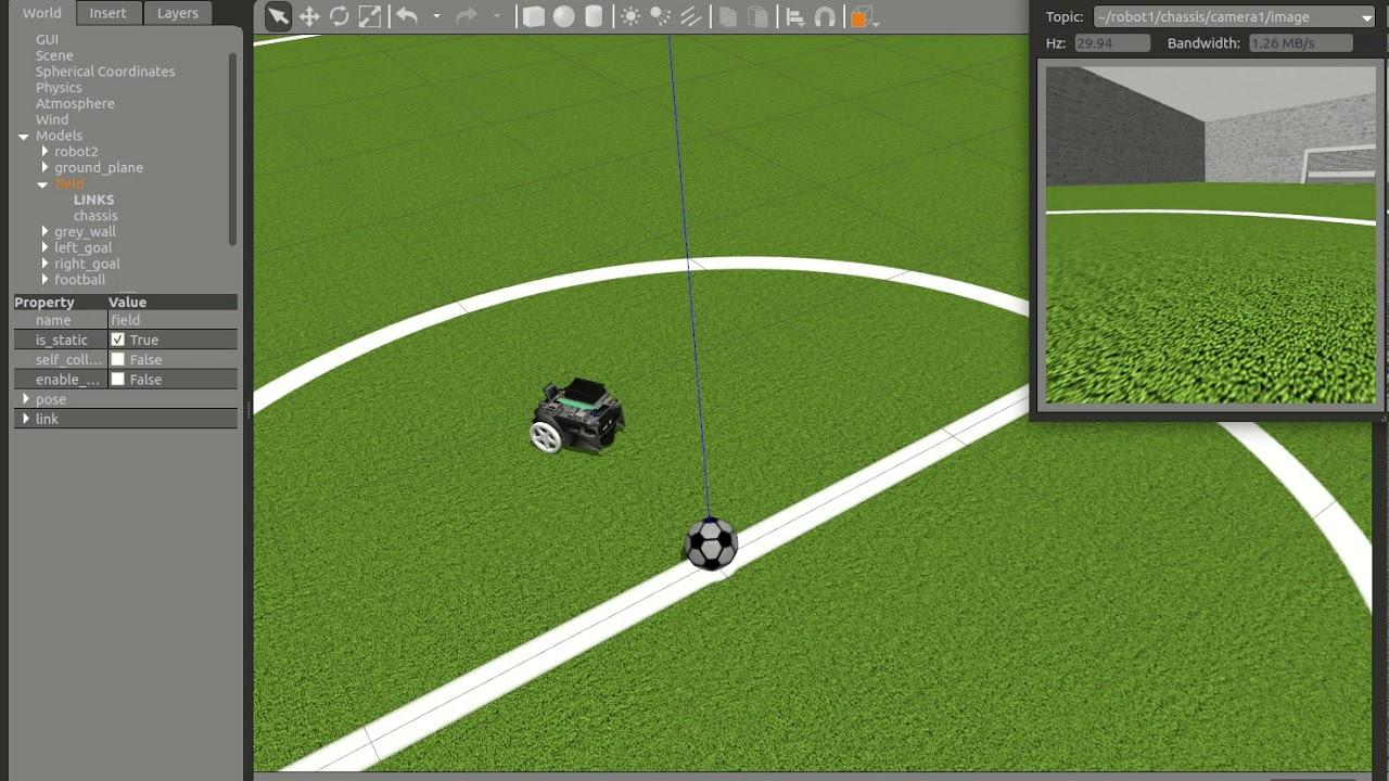 Jetbot soccer test5