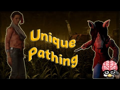 Unique pathing - This Secret Trick will help you in all survivor games! Cornfield vs Pig