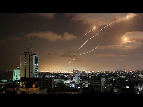 En direct : l'escalade militaire entre le Hamas et Israël s'intensifie