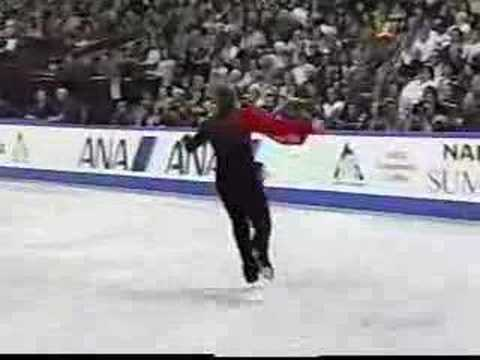 yagudin - Alexei's sensational SP performance at 2001 worlds.