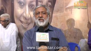 Madhu Ambat Speaks at Aadamin Magan Aabu Press Meet