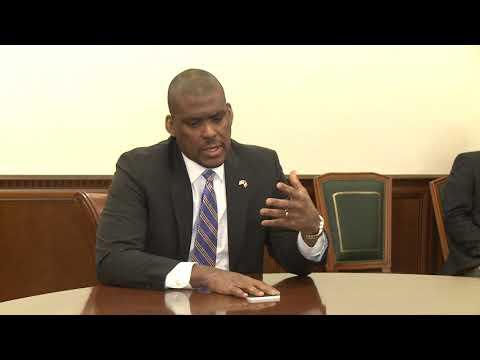 Șeful statului a avut o întrevedere cu Ambasadorul Statelor Unite