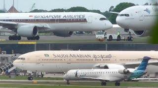 Download Lagu Plane Spotting at Bandara Soekarno Hatta (Part 1) Mp3