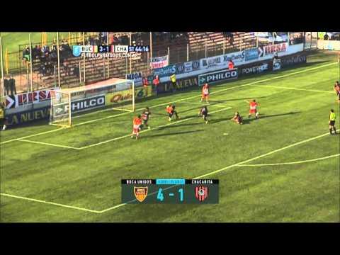 Todos los goles. Fecha 25. B Nacional 2015. FPT.