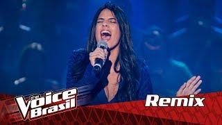 Mariana Coelho canta 'Diamonds' no Remix – 'The Voice Brasil' | 6ª Temporada