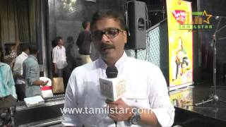 S.P.B Charan at Moone Moonu Varthai Single Track Launch