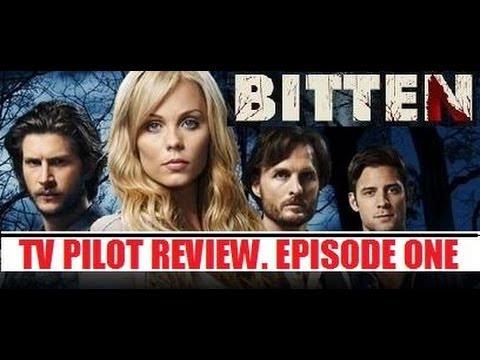 BITTEN ( 2014 Laura Vandervoort ) TV Pilot Episode 1 Review