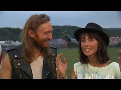 TomorrowWorld 2014 | Interview David Guetta
