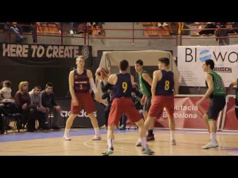 ANGT L'Hospitalet: Championship Game Highlights