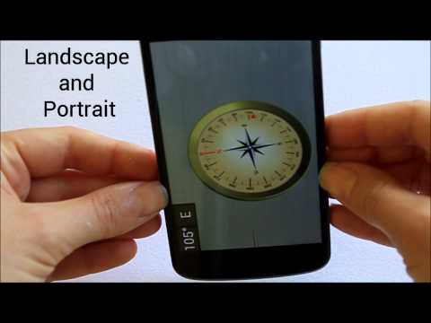 Video of Accurate Compass